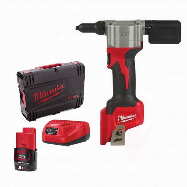 Milwaukee M12 BPRT-201X Акум попнитачка 12V