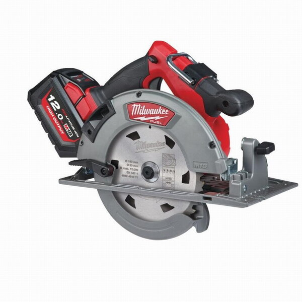 Milwaukee M18 FCS66-121C Безчетков циркуляр 190 мм