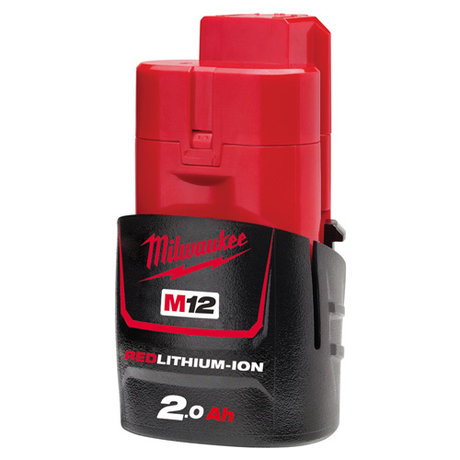 Milwaukee M12B2 Батерия 12 V 2.0 Ah Li-ion