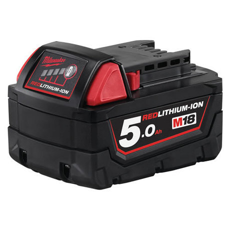 Milwaukee M18B5 Батерия 18 V 5.0 Ah Li-ion