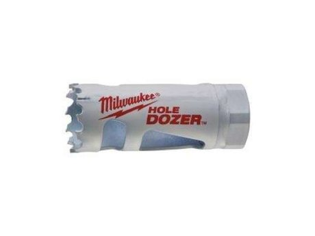 Milwaukee 22 мм биметална боркорона Hole Dozer