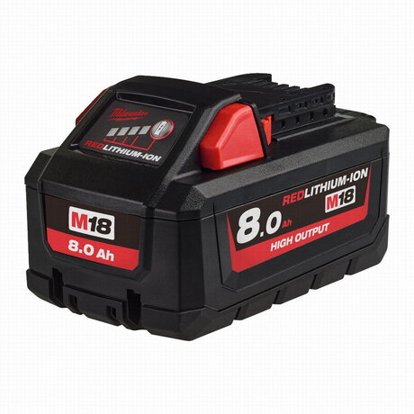Milwaukee M18HB8 Батерия 18 V 8.0 Ah Li-ion