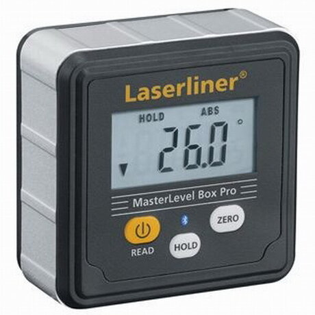 Laserliner MasterLevel Box Pro Компактен електронен нивелир