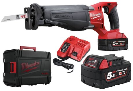 Milwaukee M18 CSX-502X Безчетков саблен трион
