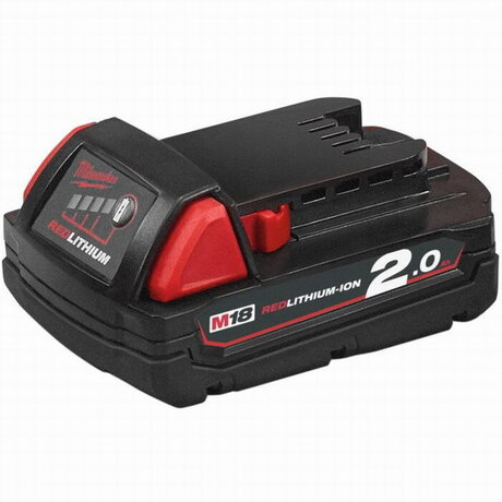 Milwaukee M18B2 Батерия 18 V 2.0 Ah Li-ion