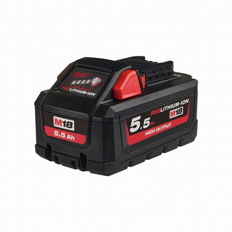 Milwaukee M18HB5.5 Батерия 18 V 5.5 Ah Li-ion
