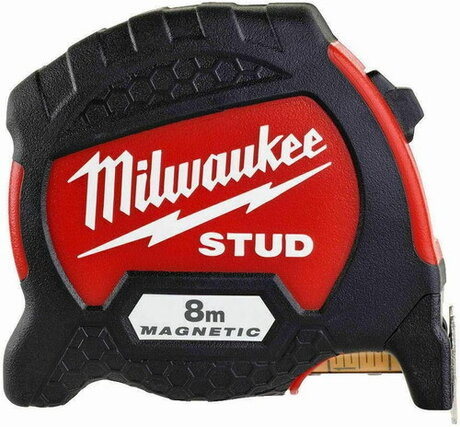 Milwaukee Ролетка магнитна STUD™ ll 8 м x 33 мм