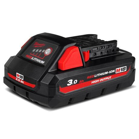 Milwaukee M18HB3 Батерия 18 V 3.0 Ah Li-ion