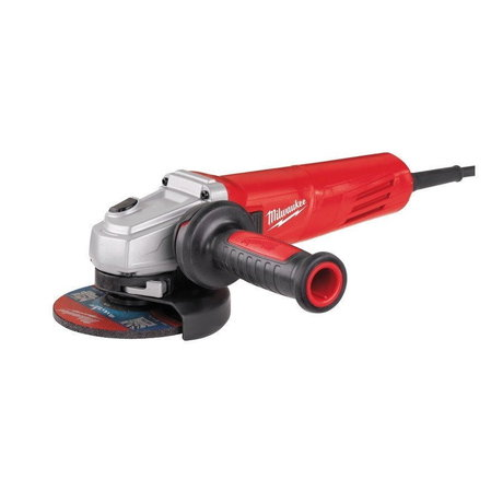 Milwaukee AGV 12-125X Ъглошлайф 125 мм 1 200 W
