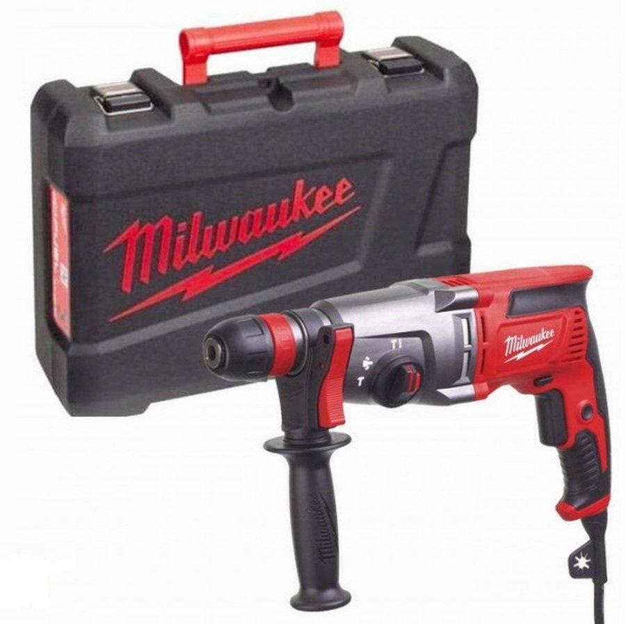 Milwaukee PH 26TX Перфоратор SDS + 2.4 J